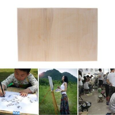 A3 Size 8 K Wooden Sketching Drawing Board Art Painting Table Sketchpad Palette