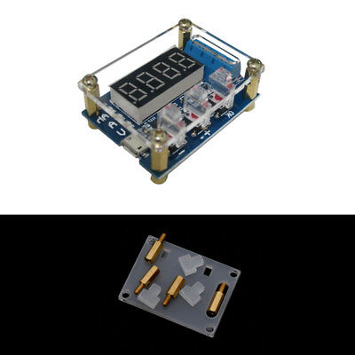 1.2 V to 12V 18650 Battery Capacity Tester Protection Cover