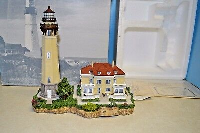 Harbour Lights Lighthouse #330 Staten Island Range (NY) Limited Edition 2006 #25