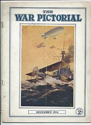 The War Pictorial December 1916