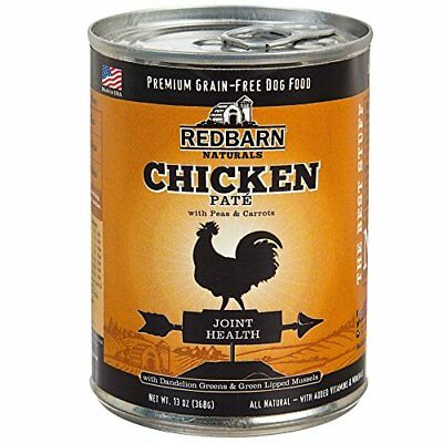 Redbarn Pate Joint Health Dog Food Chicken (13 oz)