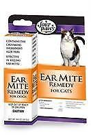 Aloe Ear Mite Treatment For Cats .75 Ounce