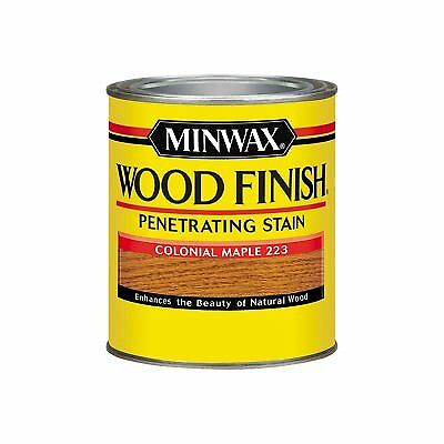 Minwax 70005 1 Quart Maple Wood Finish® Interior Wood Stain
