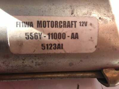 MOTOR ARRANQUE FORD MONDEO BERLINA 1.8 Turbodiesel 1996 5123A1 93020