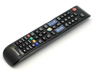 Universal Remote Control For Samsung New Smart 3D Del Tv - Direct Replacement