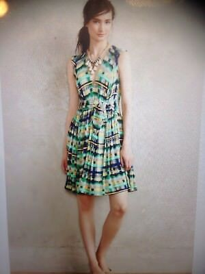 50077651feab PLENTY BY TRACY REESE Anthropologie Aven Wrap Dress Sz Large ...