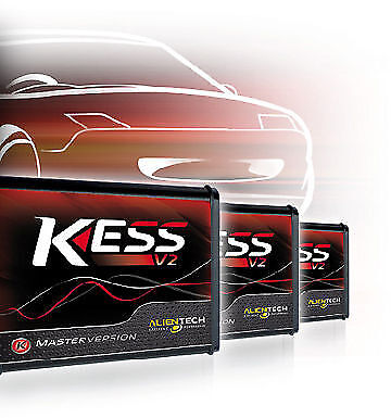 Alientech Kess V2 Slave Remapping Tool - Tractor Protocols - Avon Tuning