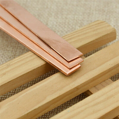T2 Copper Bar Plate Good Thermal Conductivity Raw Material Flat Sheet 99.95%