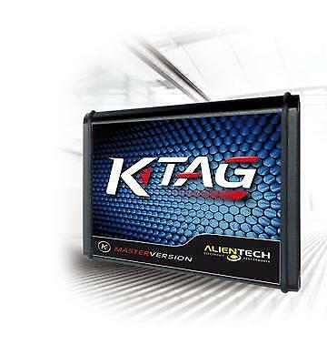 Alientech K-TAG Slave Remapping Tool - Avon Tuning - Best Support & Training