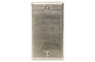 Thomas & Betts 58-C-1 Single Gang Blank Utility Box Cover