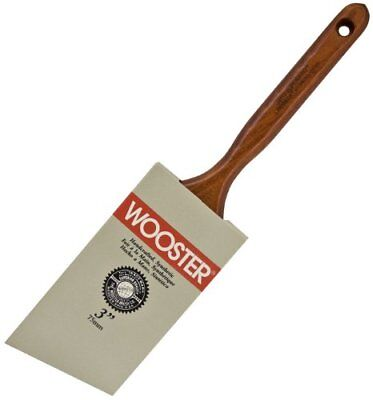 Wooster Brush J4112-3 Super/Pro Lindbeck Angle Sash Paintbrush 3-Inch