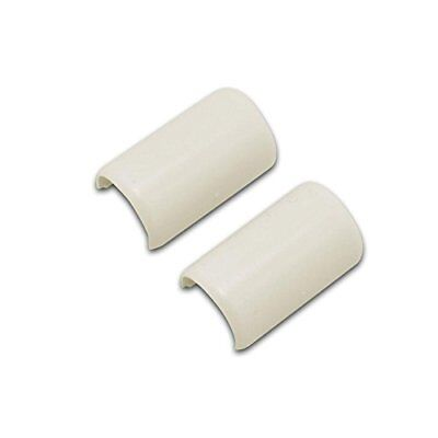 Wiremold C9 Plastic Coupling Cord Cover Ivory