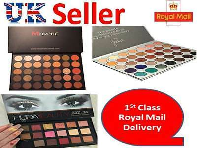 MORPHE, Huda & Anastasia Eyeshadow Palette Make Up Holiday Gift UK Seller