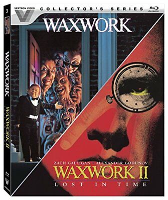 Waxworks Compilation (Blu Ray) (Ws/Eng/Eng Sub/Span Sub/Eng Sd