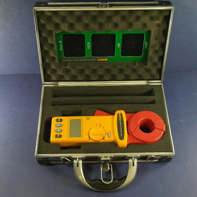 Fluke 1630 Earth Ground Clamp, Excellent Condition, Case
