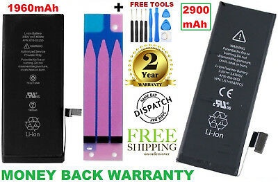 Brand New Original Replacement Internal Battery for iPhone 7, 7 Plus & Tools KIT