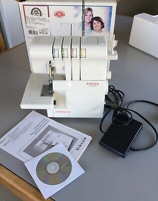 SINGER ULTRALOCK Serger With Differential Feed 4040 PicClick Cool Singer 14sh654 Finishing Touch Serger Sewing Machine