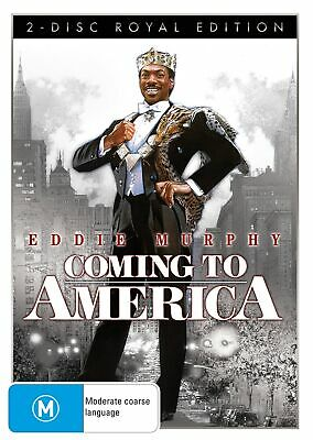Coming to America DVD Region 4 NEW