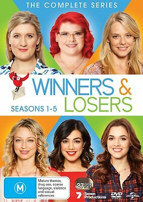 Winners and Losers DVD Region 4 NEW