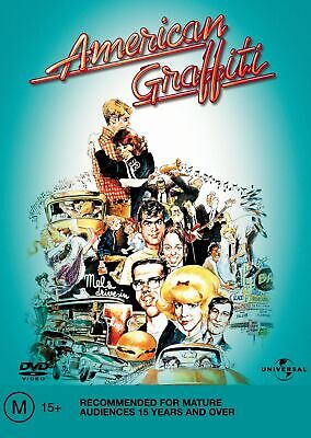 American Graffiti DVD Region 4 NEW
