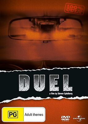 Duel DVD Region 4 NEW