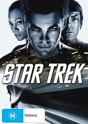 Star Trek IMAX DVD Region 4 NEW