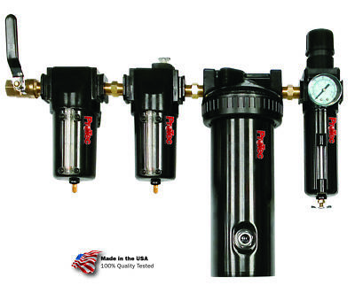 """1/2"""" (5) stage desiccant dryer/filter (Made in USA)"""