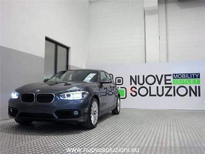 BMW 118 d 5p. Advantage Autom .FULL LED