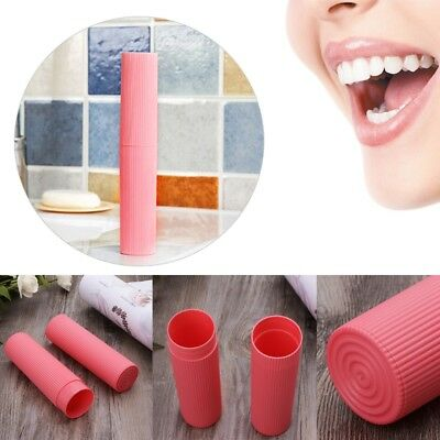 Toothbrush Holder Storage Protective Carry Case Cover Portable Box For Traveling