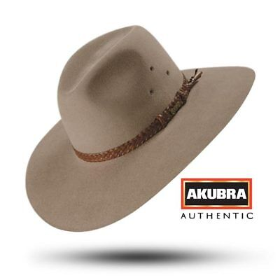 Akubra Riverina - Bran - New Season Colour!
