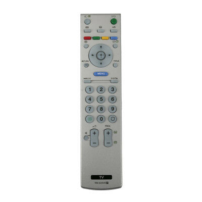 New Replacement Remote Control RM-ED005 for SONY TV KDL-32S2020 KDL-40V2000