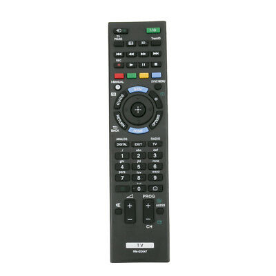New Replacement Remote Control RM-ED047 RMED047 for SONY TV KDL-22EX300