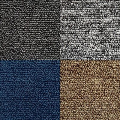 Carpet Tiles Heavy Duty. Office, Home, Commercial & Domestic. Box of 5m2