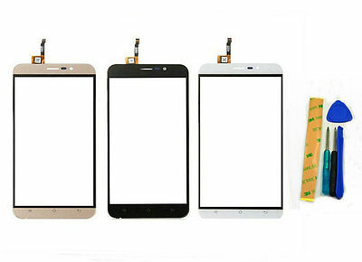 """For Cubot Dinosaur 5.5"""" Outer Touch Screen Digitizer Glass Lens Repair Parts"""