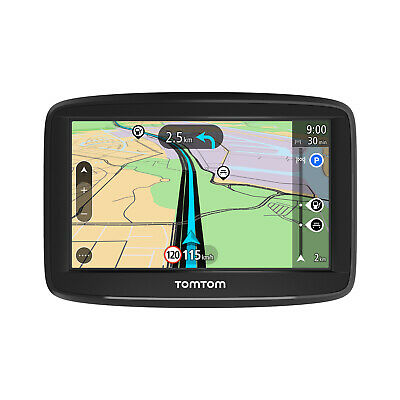 TomTom Start 42 EU Navigationssystem - Lifetime Maps - schwarz - NEU!
