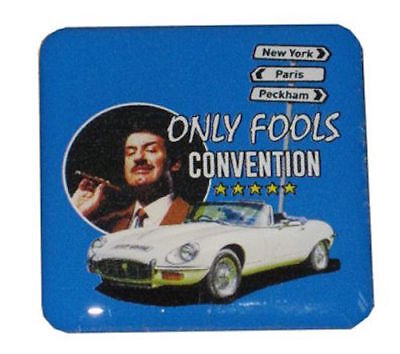 Only Fools and Horses Convention Enamel Pin Badge Top Quality 2018