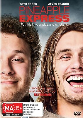 Pineapple Express DVD Region 4 NEW