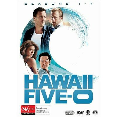 Hawaii Five 0 Season 1-7 DVD Region 4 NEW