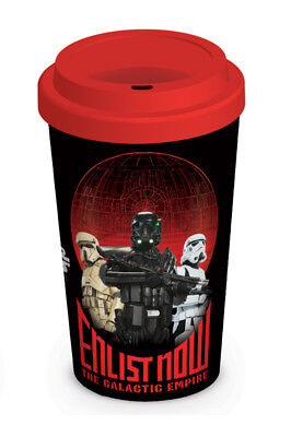 Star Wars, Rouge One Coffee To Go Becher