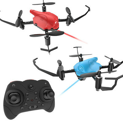 2Pcs Holy Stone HS177 RC Drones 2 Battle kids Quadcopter with Infrared Emission