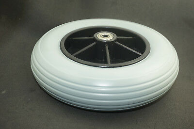 """1x 8""""x 2""""(200x50) Wheelchair Rear Caster Tires for Pride Jazzy/Jet Electric"""