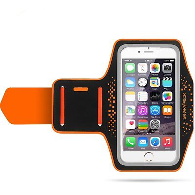 Gym Jogging Running Armband Arm Holder Case for iPhone 8 7s 6 7 8 Plus 6s 5s x