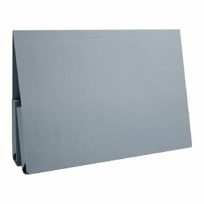 Guildhall Blue Double Pocket Legal Wallet Foolscap (Pack of 25)  [GH10069]