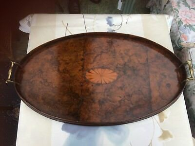 Antique Late Georgian Tray