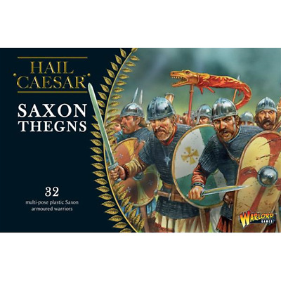 Warlord Games: 28mm; Saxon Thengs (x32)