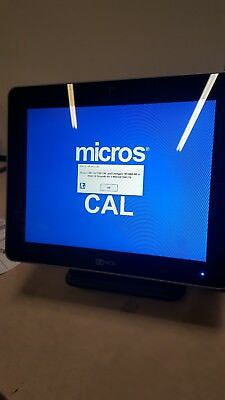 NCR P1535 RealPOS system POS Monitor needs to be restored was never used