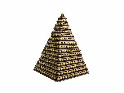 Ferrero Rocher Pyramid Stand 17 Tier for Wedding Decoration Birthday Centerpiece