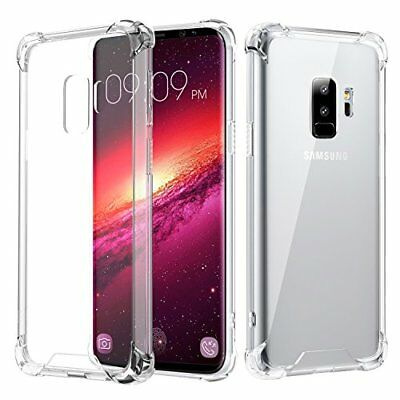 For Samsung Galaxy S9/S9 Plus Ultra Thin Crystal Clear Phone Case