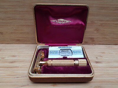 Gillette aristocrat Gold