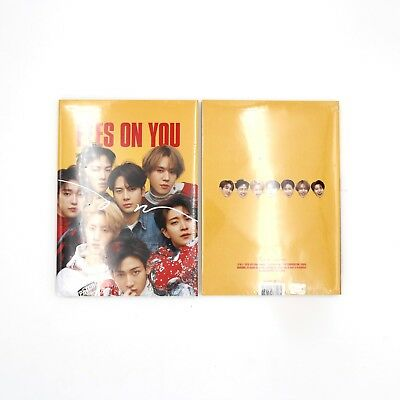 [GOT7]Mini Album Eyes On You/Look/Only Album/On Version/New, Sealed
